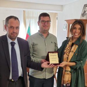Активности на българските дипломатически представители в Северна Македония
