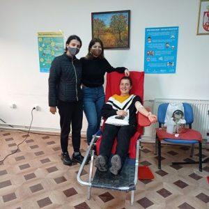 Акция за даряване на кръв се проведе в Община Босилеград