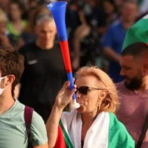 Антиправителствени протести и в редица големи градове