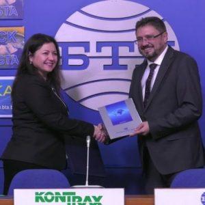 БТА и Държавният културен институт към министъра на външните работи подписаха договор за сътрудничество