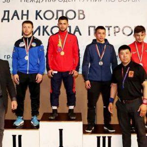 Българин от Болградски район стана призьор на престижен турнир