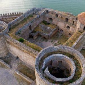 В Акерманската крепост ще създават археологически музей