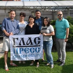 В Босилеград приключи срещата на журналисти от България, Северна Македония, Молдова, Украйна и Сърбия