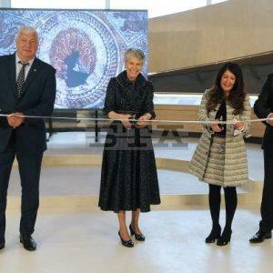 В Пловдив отвори врати най-новият музей по археология – Епископската базилика, който показва уникални мозайки