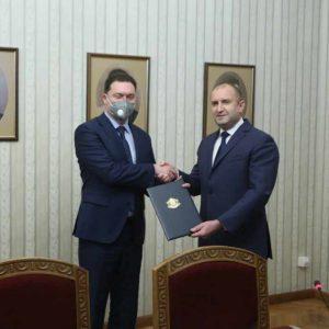 ГЕРБ официално върна мандата за съставяне на правителство