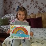 """Децата от молдовския град Тараклия се присъединиха към акцията """"Всичко ще се оправи"""""""