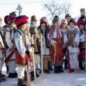 Коледни песни пеят в Молдова за раждането на Христос на различни езици