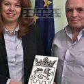 Молдова – Илияна Йотова – Иван Паслар – среща
