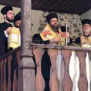 Молебен за здравето на кюстендилци отслужи днес Негово Преосвещенство Белоградчишкият епископ Поликарп