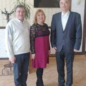 Представители на българските организации в Измаил се срещнаха с дипломат от българското консулство в Одеса