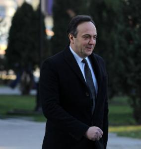 Приключи драмата около бягството на бившият шеф на македонското контраразузнаване – Сашо Миялков сам се появи пред прокуратурата в Скопие