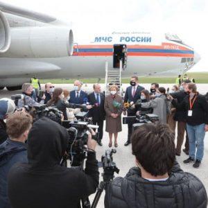 Първа партида на ваксина Спутник V пристигна в Молдова