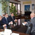 Работни срещи на г-н Иван Паслар, председател на Тараклийски район, с областния управител на Русенска област, кмета на община Русе и ректора на Русенския университет