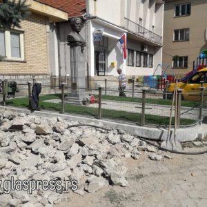 Ремонтирана е пощата в Босилеград