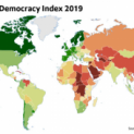"""Северна Македония се намира на 77-ото място на Индекса на демокрацията на """"Economist Intelligence Unit"""""""