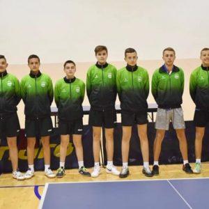 """Тенис на маса – """"Младост"""" с победа срещу """"Елид"""""""