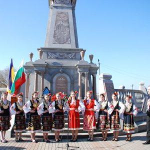 Честването на 3 март в Болград