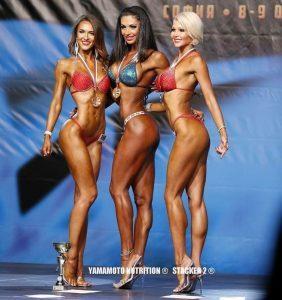 Биляна Йотовска с няколко чудесни идеи за тренировка в домашни условия