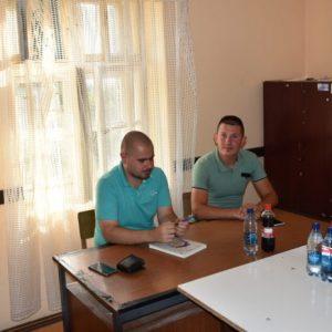 БСЦ от Враня организира среща с представители на българското малцинство във Владичин Хан