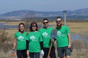 Засадиха 102 000 дървета в над 70 общини в България