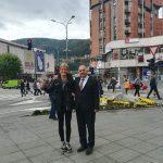 Оливера Йефтич пред българския посланик в Белград: Радвам се, че имам толкова приятели в България