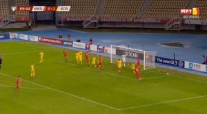 Футболният отбор на Северна Македония е на крачка от участието на Европейското футболно първенство в 2021 година